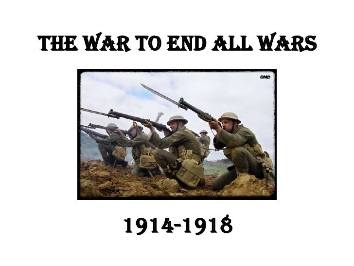 an introduction to world war i World war 1 started in europe in the year 1914 and went though 4 years and ended in the year 1918 the war started out with an assassination of heir to the austrian throne by a serbian nationalist austria then told serbia there will be bad consequences for what they have done and serbia had russia .