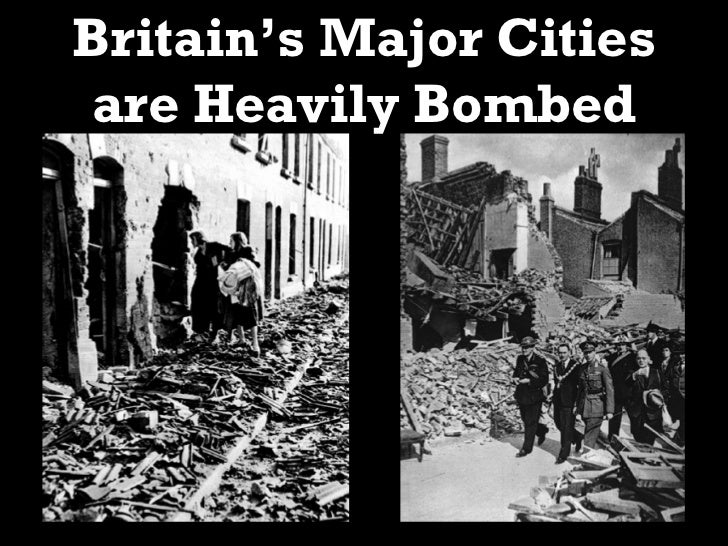 WWII: Part 2 The War Begins