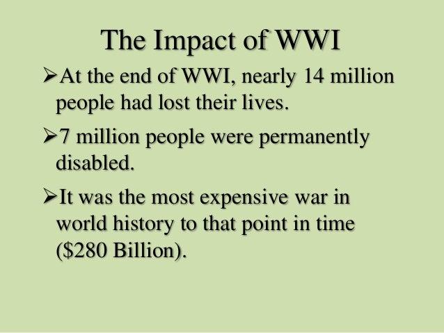 WWI presentation