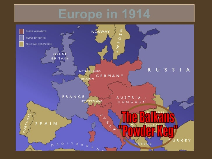 Wwi,Wwii, Nationalism