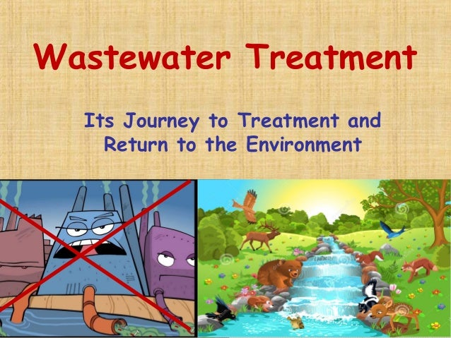 Waste Water Treatment Ppt
