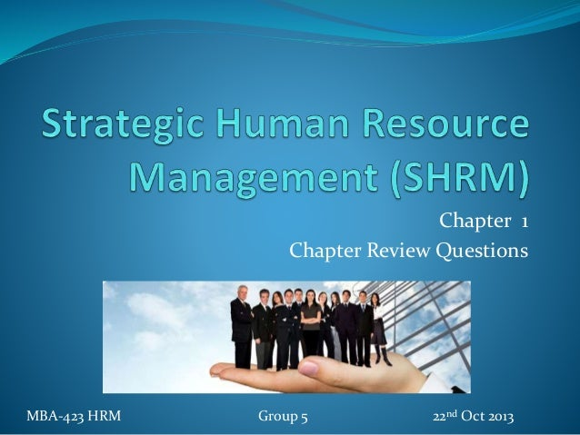 Articles on Human Resource Management