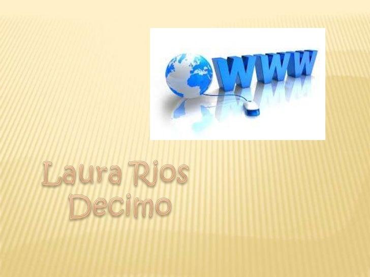 Es un conjunto de servicios basados enhipermedios, ofrecidos en todo el mundo a través deInternet, se lo llama WWW (World ...