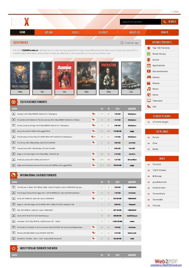 torrent software to download movies