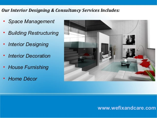 Interior designing and consultancy in mumbai project for Design consultancy services