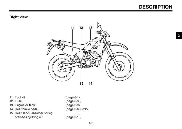 Wiring Diagram Yamaha Dt125 Yamaha Wiring Code Wiring