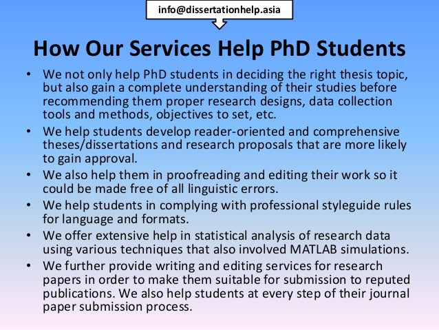 Help with Your Dissertation Discussion Chapter: Writing Tips
