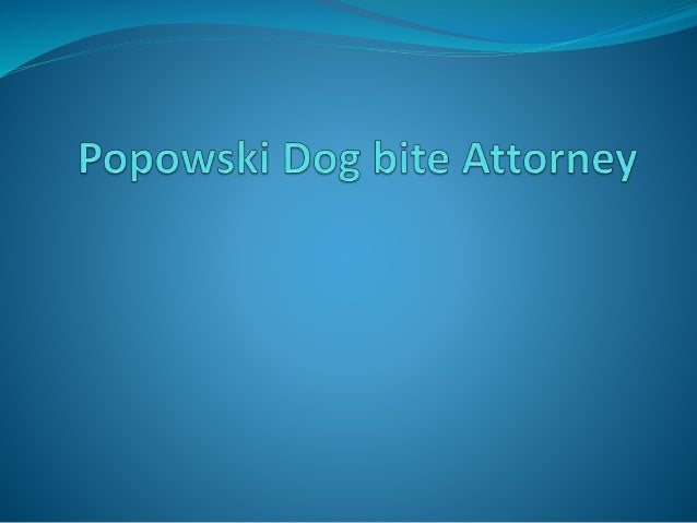 If you get bitten by a dog it can be helpful to hire a dog bites attorney as they can help you get compensated for those i...