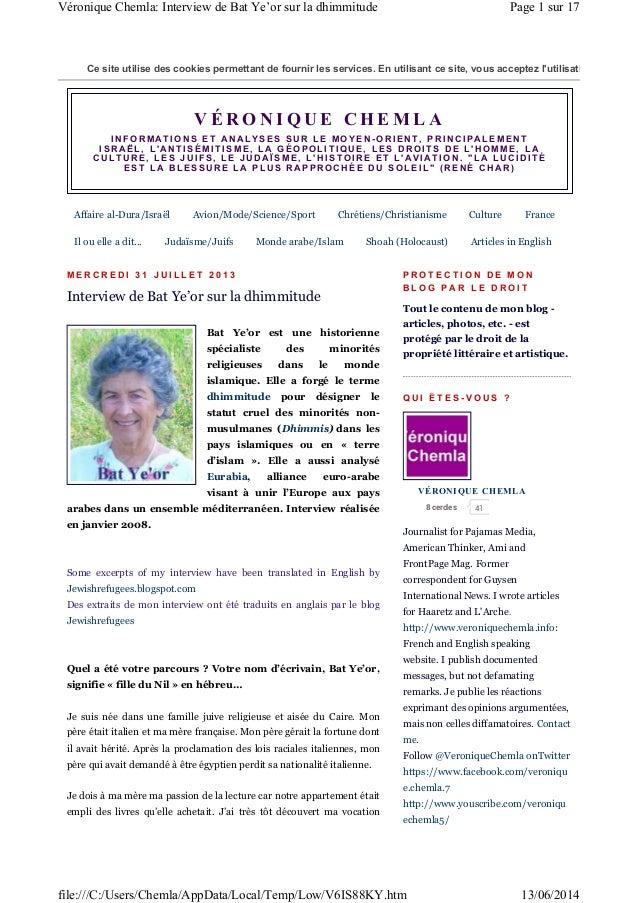 Affaire al-Dura/Israël Avion/Mode/Science/Sport Chrétiens/Christianisme Culture France Il ou elle a dit... Judaïsme/Juifs ...