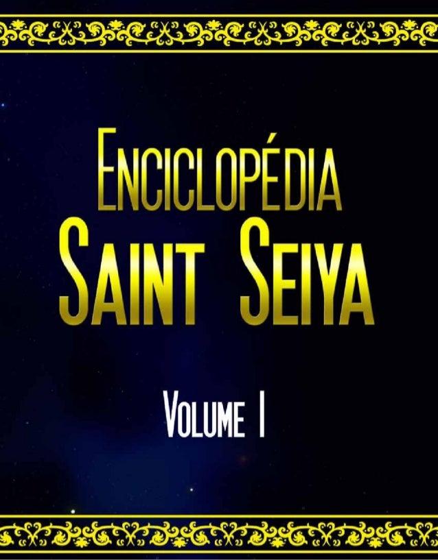 Saint Seiya Cronicas - Enciclopédia: Cavaleiros do Zodíaco