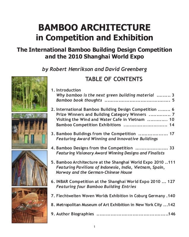 Bamboo architecture ebook 4 fandeluxe Gallery