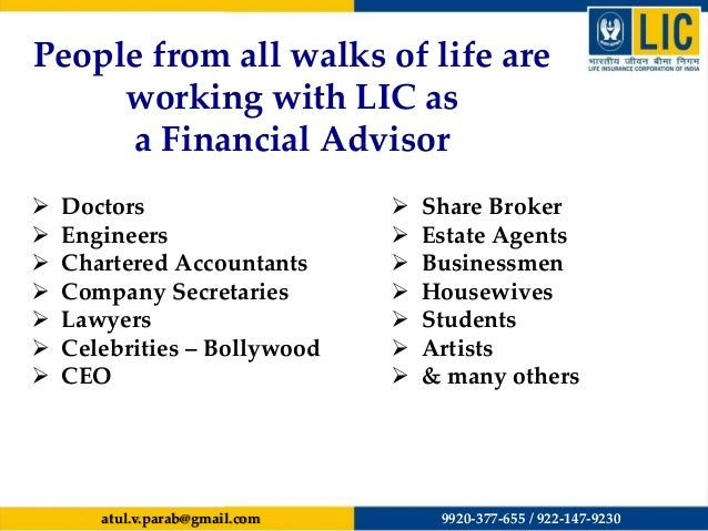 Become an lic agent in mumbai virar careerwithlic 14 colourmoves