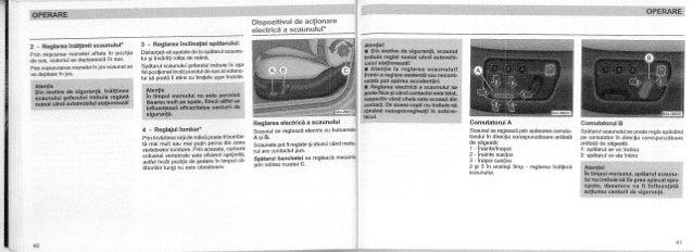manual utilizare skoda octavia