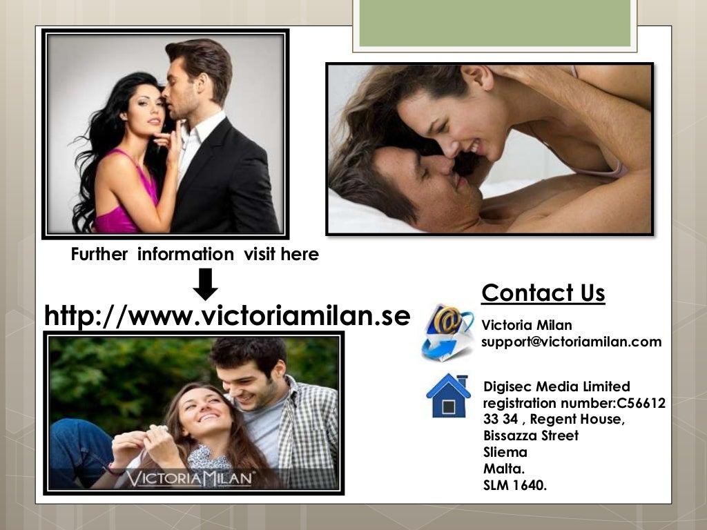 Victoriamilan Se Login
