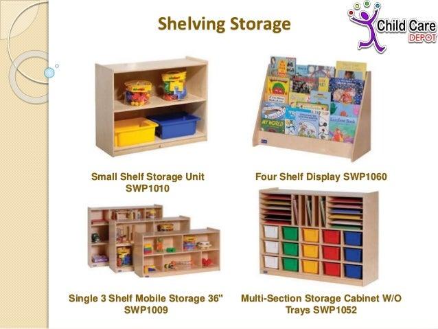 Classroom Storage For Preschool