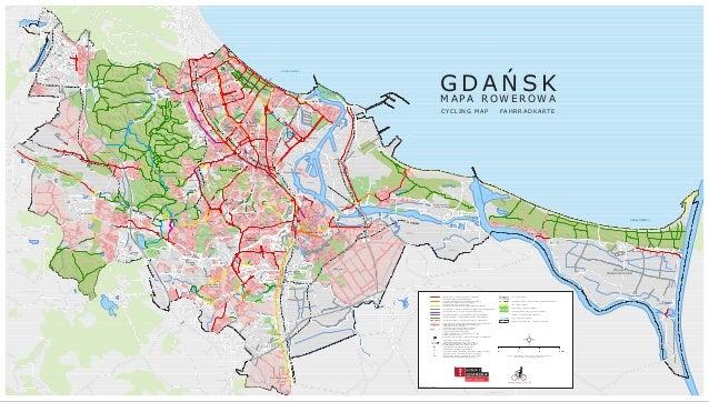 Rowerowa Mapa Gdanska