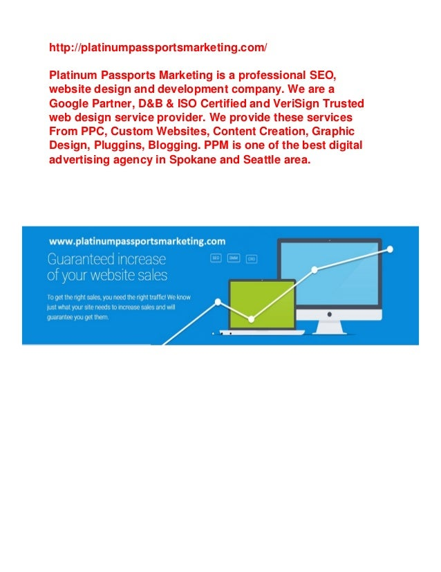 http://platinumpassportsmarketing.com/ Platinum Passports Marketing is a professional SEO, website design and development ...