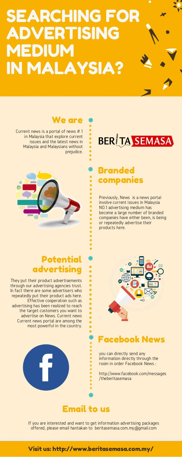 SEARCHING FOR ADVERTISING MEDIUM IN MALAYSIA? We are Branded companies Potential advertising Email to us Visit us: http://...