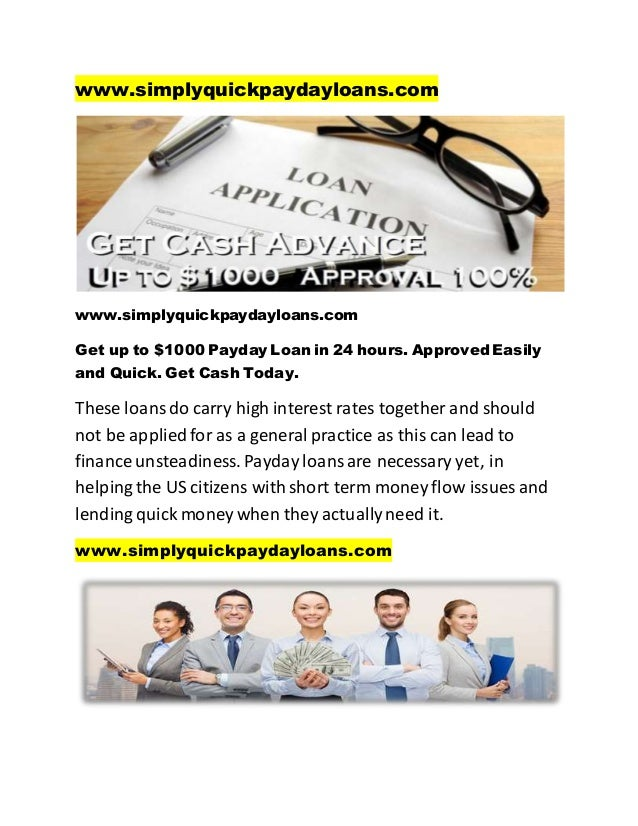 Quick Payday Loans >> Www Simplyquickpaydayloans Com Quick Payday Loans Bad Credit