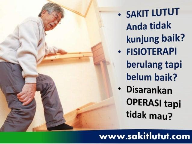 Osteoarthritis treatment exercise