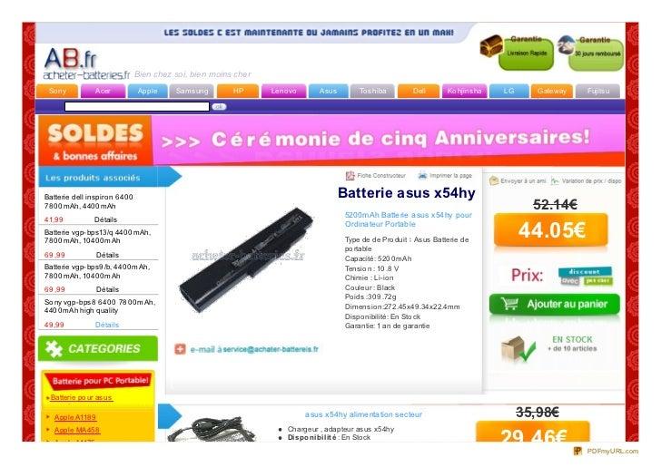 Bien chez soi, bien moins cher So ny            Acer           Apple     Samsung        HP      Leno vo      Asus       To...