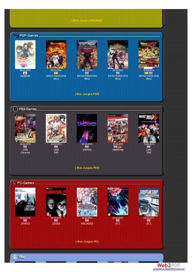 Gamestorrents Bittorrent Juegos Pc Ps2 Psp Xbox360 | Autos ...