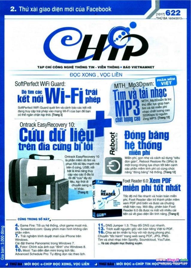 Blog-IT.Info- Tạp chí Echip số 622 - ngày 16/04/2013