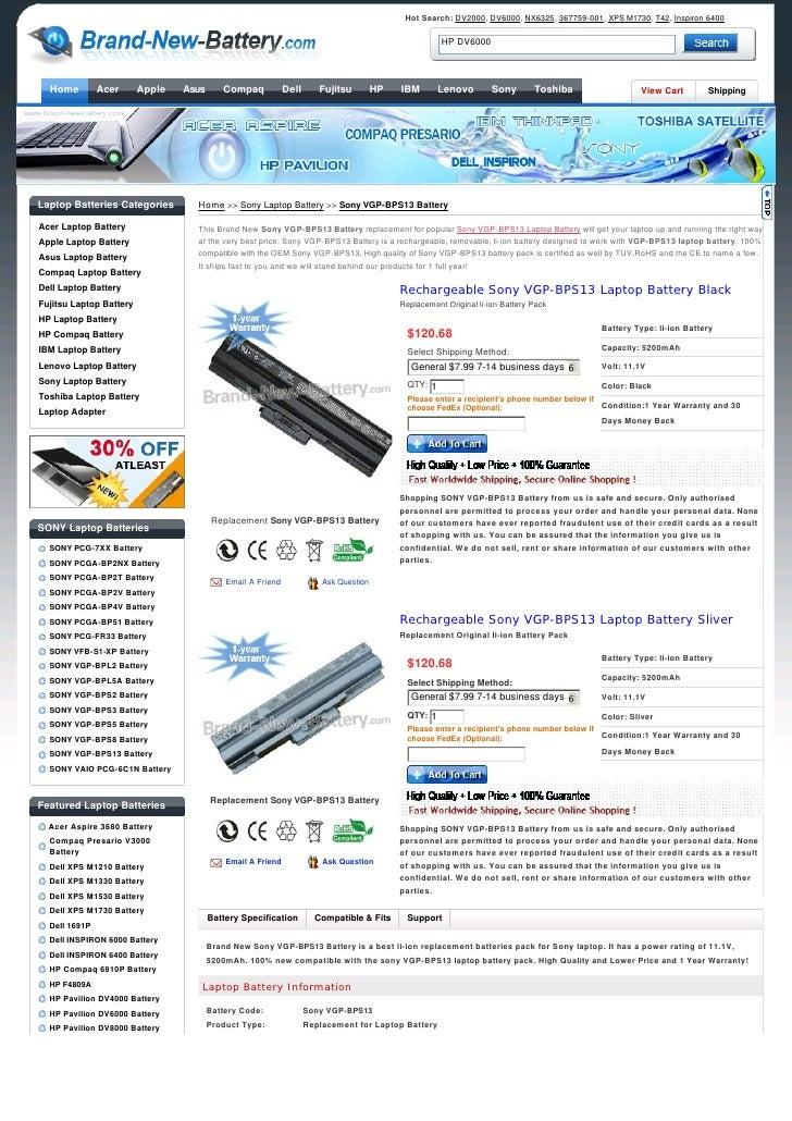 Hot Search: DV2000, DV6000, NX6325, 367759-001, XPS M1730, T42, Inspiron 6400                                             ...