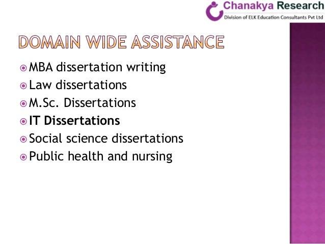 Doctoral dissertation assistance download