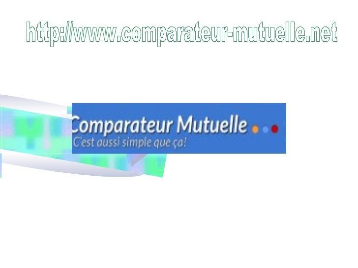 Gagnez le temps, calculez votre devis en ligne en quelque                           clic sur comparateur mutuelle.