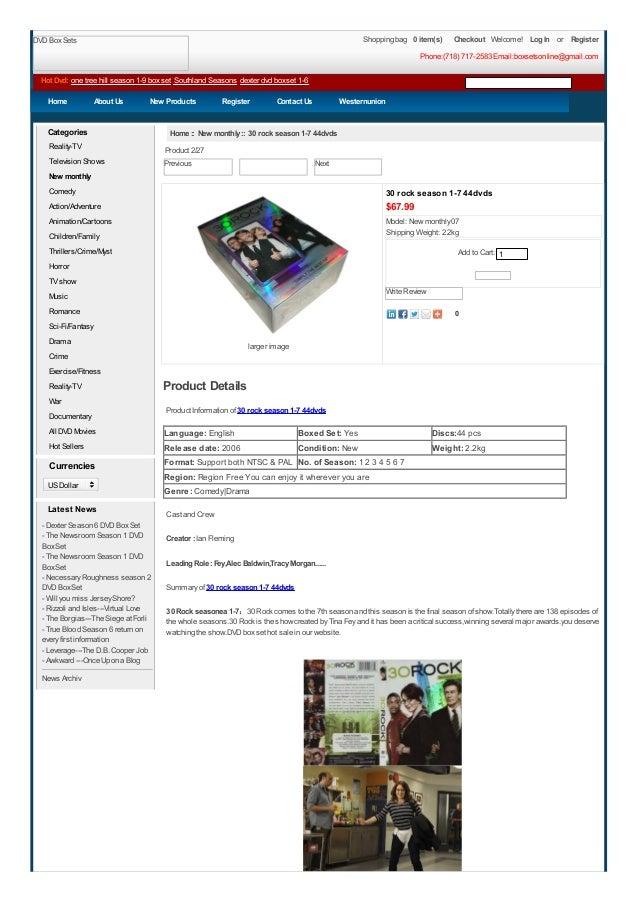 Www dvdboxsetsonline-com-30-rock-season-17-44dvds-p-1153-html-