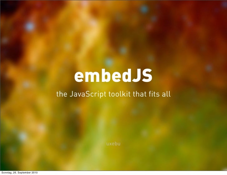 embedJS