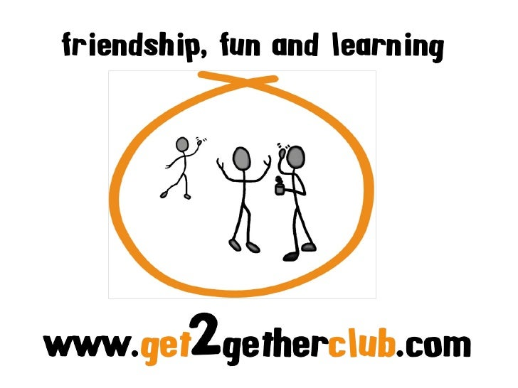 A subscription based friendship club where people with learning disabilities can meet up regularly in a happy and relaxed ...