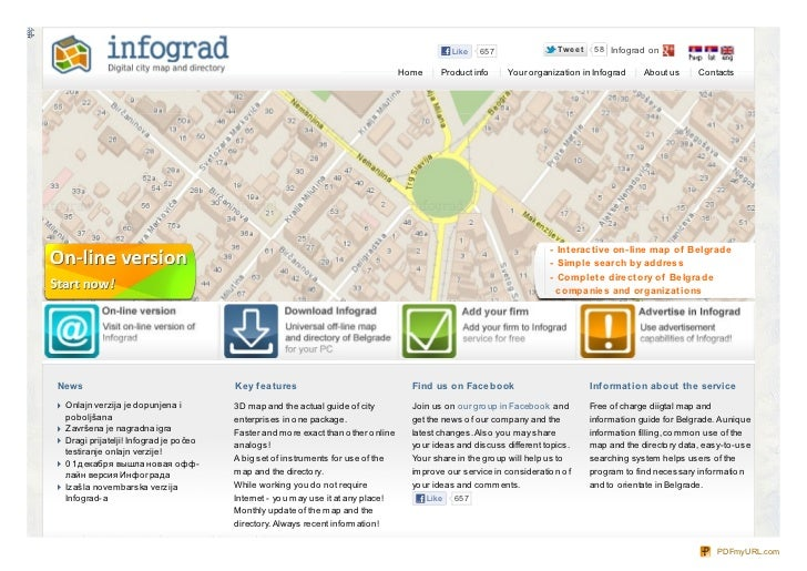 mapa beograda download free Mapa Beograda Infograd mapa beograda download free