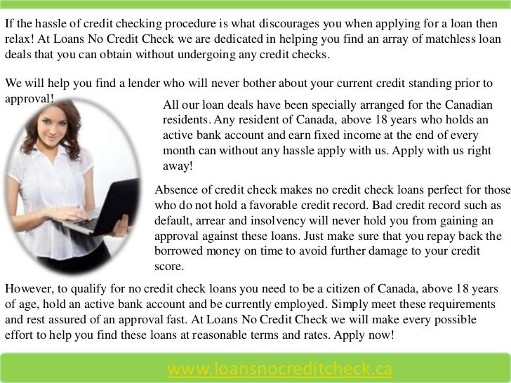 Loans No Credit Check- Short Term Cash Loans- Same Day Loans
