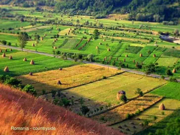 Romania - countryside