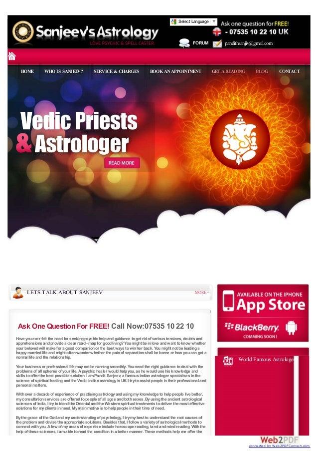 Vedic Astrology Forum Free