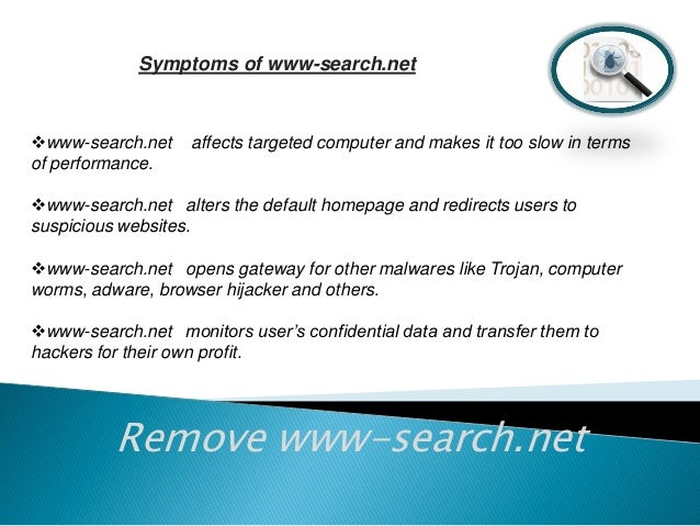 how to get rid of web search virus