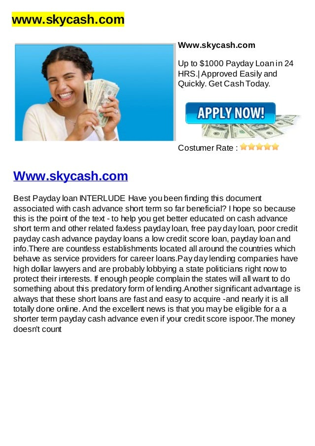 Sunrise payday loan picture 9