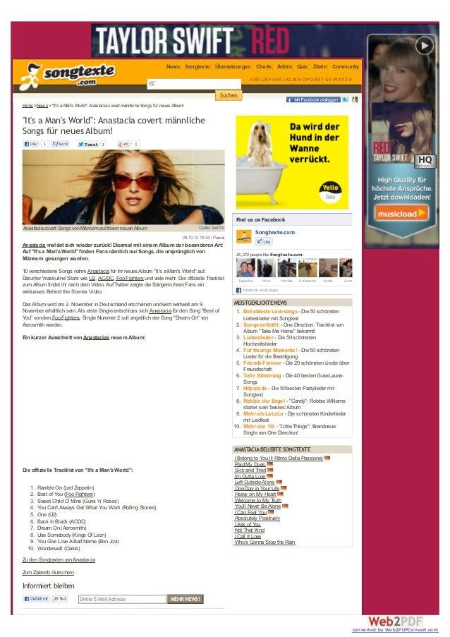 News Songtexte Übersetzungen Charts Artists Quiz Zitate Community                                                         ...
