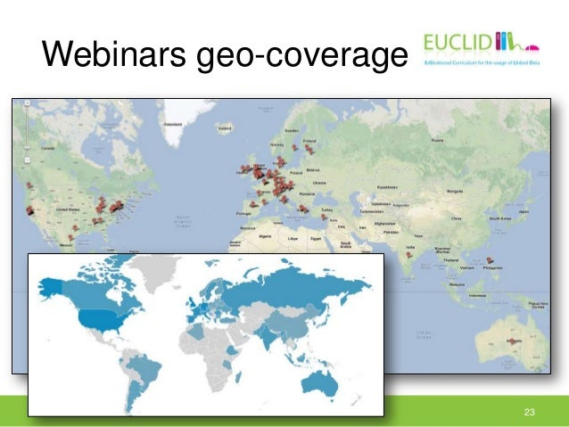 Webinars geo-coverage 07.08.2013 23