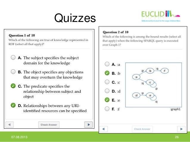 Quizzes 07.08.2013 26