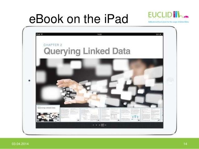 eBook on the iPad 03.04.2014 14