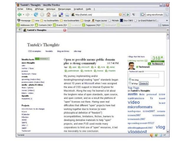some pointers• W3C standards http://www.w3.org/standards/semanticweb/ • SW Tools http://www.w3.org/2001/sw/wiki/Tools • Li...