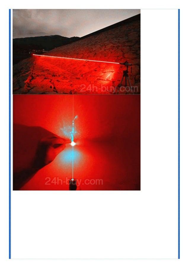 2in1 満天星レーザーポインター赤色