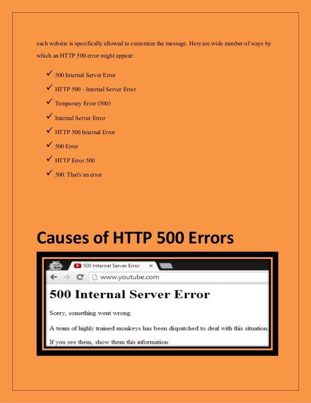 hypervisor errors
