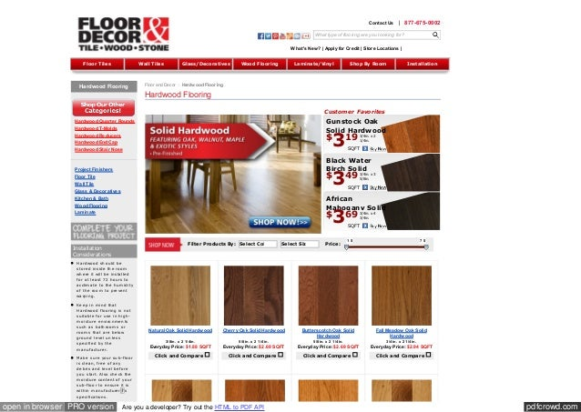 pdfcrowd.comopen in browser PRO version Are you a developer? Try out the HTML to PDF API Hardwood Flooring Hardwood Quarte...