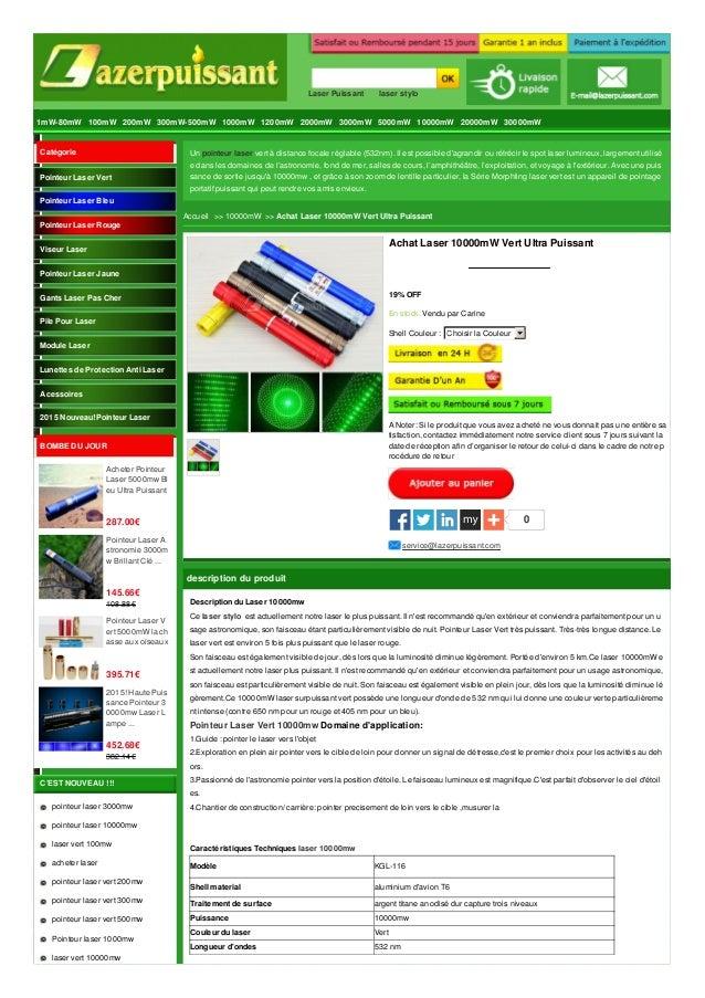 Laser Puissant laser stylo 1mW-80mW 100mW 200mW 300mW-500mW 1000mW 1200mW 2000mW 3000mW 5000mW 10000mW 20000mW 30000mW Poi...