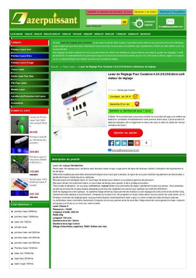 Laser Puissant 1mW-80mW 100mW 200mW 300mW-500mW 1000mW 1200mW 2000mW 3000mW 5000mW 10000mW 20000mW 30000mW Pointeur Laser ...