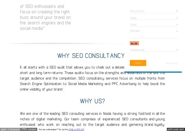 SEO Agency for Enterprise - 웹